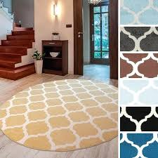 6 ft round rug beautiful 5 of intended for foot design pad