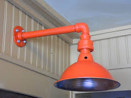 custom colored light fixture sconce barn light lighting wall sconce