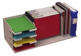 multi leveled desktop file organizer