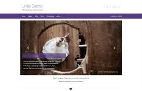 Wedding Website Template Simple 48 Beautiful And Free WordPress Wedding Themes 4818 Colorlib
