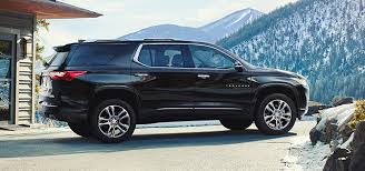 2018 chevrolet fleet. unique 2018 2018 chevrolet traverse exterior side view from gm fleet and chevrolet fleet