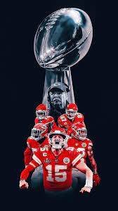See more ideas about chiefs wallpaper, kansas city chiefs, kansas city. People Had Asked If This Wallpaper Existed With Black Background And Ran Across It So Enjoy Kansascitychiefs