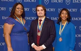 Three alumni receive the Emory Medal   Nursing Magazine   Emory University