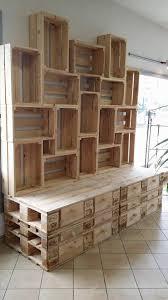 wood pallet shelf ideas. pallet shelves plan wood shelf ideas f