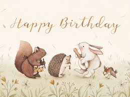Happy Birthday Cards Nina Stajner