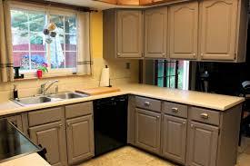Painted Kitchen Cabinet Kitchen Green White Grey Kitchen Photos Of Painted Kitchen