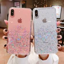 New Fashion <b>Glitter Bling Sequins</b> IPhone Case for Iphone 8 7 Plus ...