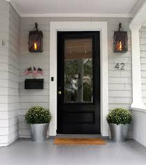 front doors with storm door. Black Front Door With White Trim Ideas Doors Storm