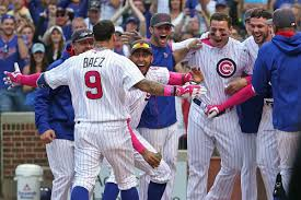 2016 Cubs Victories Revisited May 8 Cubs 4 Nationals 3