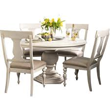 fascinating paula deen dining table 14 paula deen dining table paula deen home paula s round pedestal dining table in linen