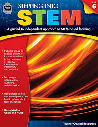 By Design Science Grade 6 Stepping Into Stem Grade 6 Science Ideas Teacher Created