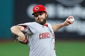 Reds' Wade Miley throws MLB season's ...