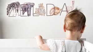 nursery wall stickers wallpapers