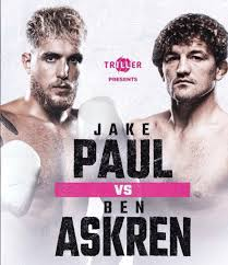You cannot control the outcome. Could Jake Paul Vs Ben Askren Be New York Bound Ny Fights