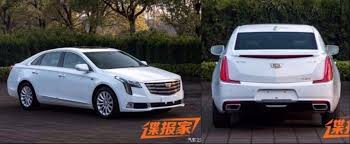 2018 cadillac line. wonderful cadillac 2018 cadillac xts new body line and specs review  car driver reviews intended cadillac line
