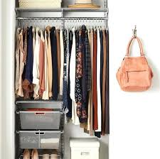 reach in closet organizers do it yourself. Reach In Closet Platinum Classic With Mesh Drawers Organizers Do It Yourself