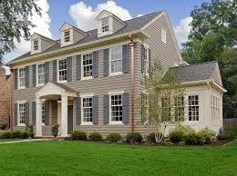 Exterior Paint Ideas For Homes Outside A Wellchosen Color Scheme - Exterior paint for houses