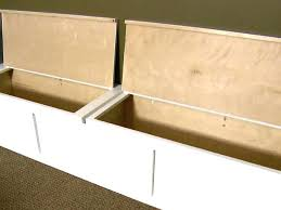 how to build a bench seat with storage diy bench seat storage box