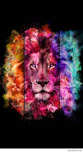 3d lion wallpapers free