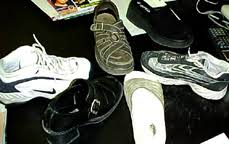 shoe classification