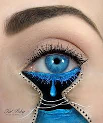 imaginative makeup art by tal peleg aka scarlet moon israeli makeup artist