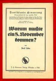 very rare original essay by adolf hitler on the failed  very rare original 1924 essay by adolf hitler on the failed 1923 revolution