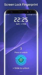 fingerprint lock screen apk 4 15