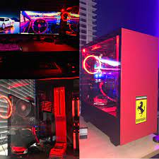 By clicking any link on this page you are giving your consent to our cookies. My Ferrari Themed Pc Pcmasterrace