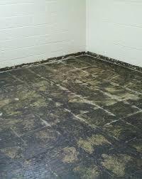 vinyl tile floor replacement