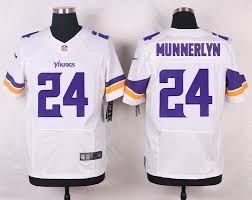 White 11 Minnesota Road Nfl Wallace Vikings Youth Mike Limited Jersey