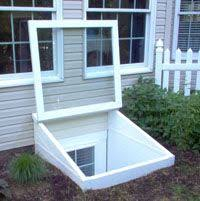 Concept Basement Window Well Covers Diy Rediexit One Piece Designer Series Egress Wells For Beautiful Design