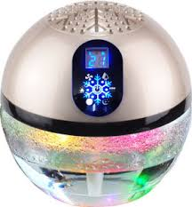 Household Office Globe Water Air Purifier Electric Air Freshener