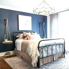 accent walls for bedrooms. Dark Blue Accent Wall Navy Walls Bedroom Full Size Of And Grey Room . Bedrooms For