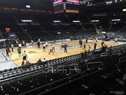 Dunkin Donuts Center Section 110 Providence Basketball