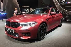 2018 Bmw M5 Full Specs Prices And Pics Auto Express