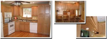 Kitchen Cabinets Knoxville Tn Knoxville Kitchen Cabinets And Counters Powell Tn