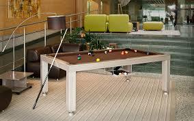 Image Fusion Bilijardai Billiard Dining Table Pronto Vision