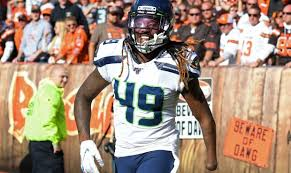 Seahawks Running Back Depth Chart On Seahawks Depth Chart Has Shaquem Griffin Passed Ziggy