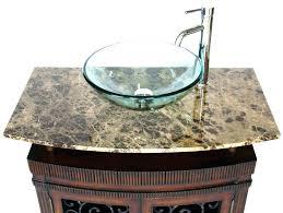 bowl sink vanity. Vessel Sink Vanity Combo With Bathroom Bowl Vanities .