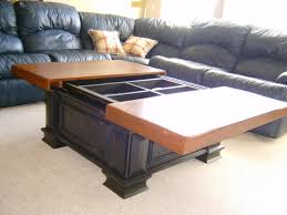 matukewicz furniture tv lift cabinets lifts with sliding top coffee table plans 16