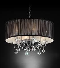 26 w crystal rose ceiling lamp