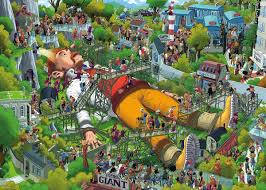 Fun 3d flash games, cool jigsaw puzzles, logic. Gulliver 1000 Pieces Heye Puzzle Warehouse Jigsaw Puzzles Jigsaw 1000 Piece Jigsaw Puzzles