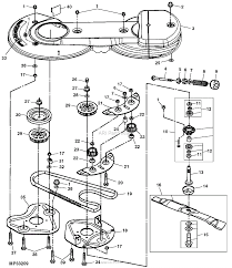 John deere 42 inch mower deck parts diagram the best deer 2017