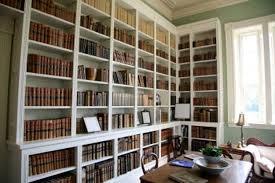 inspiring ideas winsome round wall built bookcase desk ideas