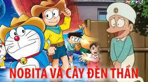 Doremon Tiếng Việt   Nobita và cây đèn thần lạc ở sứ sở ba tư ...