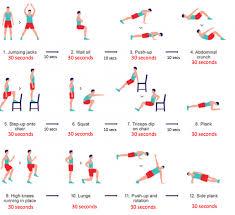 10 Minute Workout Plan Sport1stfuture Org