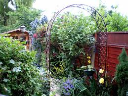Small Picture Metal Garden Trellis Designs Outdoor Decorations
