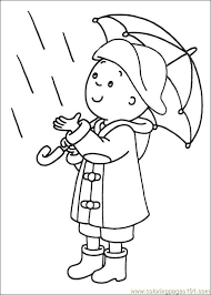 Small Picture Caillou coloring images