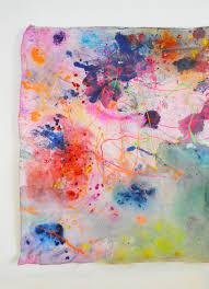 How to make modern art Easy Who Says Kids Cant Make Modern Art This Jackson Pollack Art Mural Was Meri Cherry Jackson Pollock Art Mural For Kids Meri Cherry