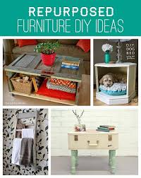 furniture repurpose. Repurposed Furniture Ideas Repurpose